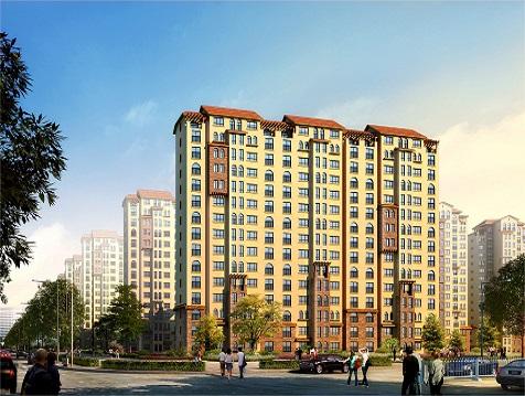 北京首开国风美仑家园