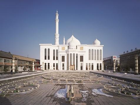 内蒙古呼和浩特市回民区伊和宫