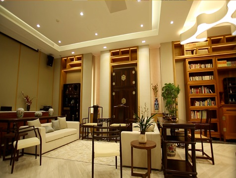 西城区细管胡同四合院精品酒店室内设计